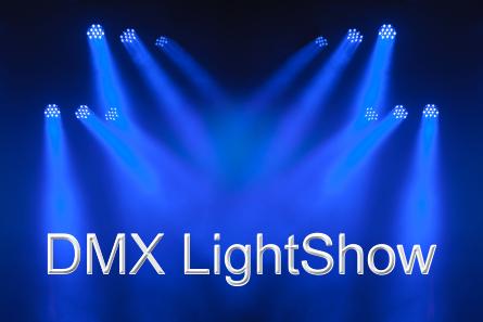 DMX Lighting Software | DMX Controller Software | Overview